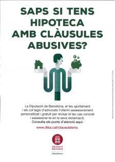 clàusules abusives hipoteca